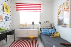 boy's bedroom | hajottamo blog