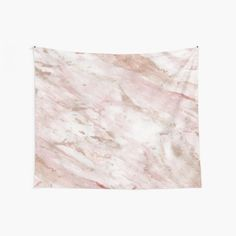 'Rose gold mandala - pink marble' Tapestry by marbleco Tapestry Bedroom, Wall Tapestry, Marble Tapestry, Marble Bedding, Boho Dorm Room, White Marble Bathrooms, Tile Bathrooms, Gold Bathroom Accessories, Rose Gold Marble