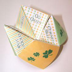 50 Free St. Patrick's Day Printables #stpatricksday #howdoesshe