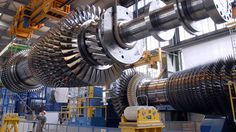 High energy efficiency with the most powerful gas turbine