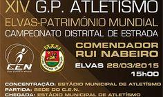 Atletismo: Vem aí o XIX Grande Prémio Comendador Rui Nabeiro