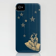 Le Voyage  by Ilaria Lazzaroni    IPHONE CASE / IPHONE (4S, 4)