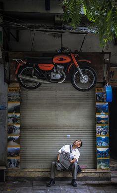 Hanoi - 36 old streets