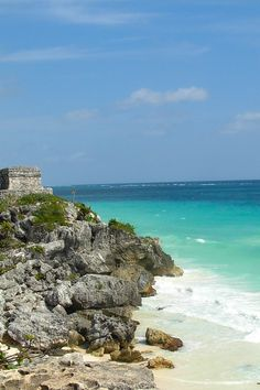 Mexico.  So want to go there someday!!