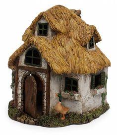 Cotswold Cottage Fairy Gardening Building Garden Accent
