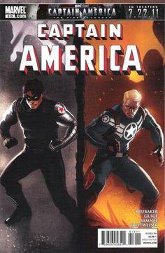 Captain America #619 (2011)