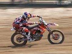 De nederlandse 18-jarige wereldkampioen motocross, Jeffrey Herlings!