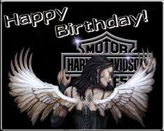 18 Best Happy Birthday Harley Davidson Images Happy Birthday