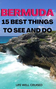 Bermuda Vacations, Bermuda Travel, Bermuda Beaches, Cruise Tips, Cruise Travel, Horseshoe Bay, Cruise Destinations, Mark Twain, Simple Things