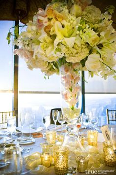 25 Stunning Wedding Centerpieces - Part 7 | bellethemagazine.com