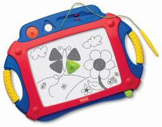 Fisher Price Magna Doodle Pro - 10.5 x 8 Inches *** For more information, visit