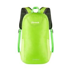 This backpack can be compressed into itself, making it easy to carry and travel with. Weighing only 180 grams and made with water resistance materials , making it thrive in harsh environments. Cycling Backpack, Gym Backpack, Gym Bag, Travel Backpack, Foldable Bicycle, Bicycle Bag, Travel Workout, Sport Socks, Cheap Bags