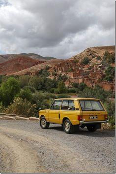 1970 Range Rover in Morocco (10)
