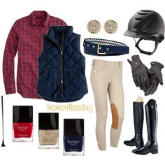 """Red and Blue"" by bacardiandeq on Polyvore"