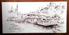 / Zeichnung / drawing60x30 cm