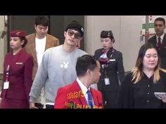 YouTube [ SUNG HOON ] 2017.12.31 #成勛 #SungHoon #성훈 Arrived Hong Kong Airport Sung Hoon Bang 성훈
