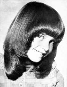 1962...The Pageboy hair-do......I had this style for awhile in the early 60s.