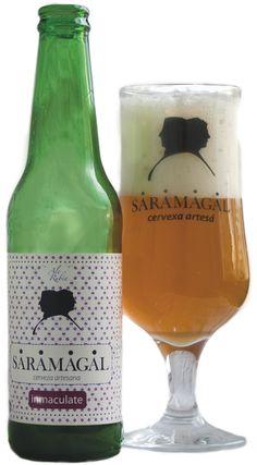 Saramagal Inmaculate #beer #packaging