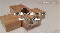 Como hacer cortador de maderas casero ( how to make homemade wood cutter