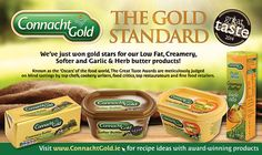 banner-2014-gold-awards Garlic Herb Butter, Gold Stars, Awards, Herbs, Pure Products, Baking, Banner, Food, Banner Stands