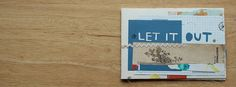 Sketchbook Collage Artist Book inspiration for art students with thanks to Artist Katie Licht Developing Sketchbooks