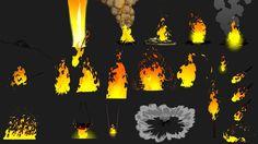 More fire FX