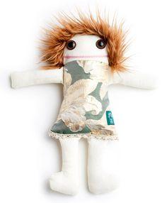 raplapla - nos collections - jouets en tissu pour bébés et enfants - poupées - Lili