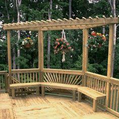 Simple Trellis Ideas | Gardening Tips And Information - A Garden Trellis Design Improves The ...