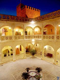 Castillo de Luna  Rota   Cadiz  Spain