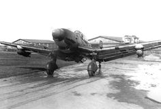 Junkers Ju 87 D Stuka on eastern front