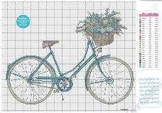 Вышиваем крестиком. Схемы вышивки для подушек (6) (700x491, 269Kb)