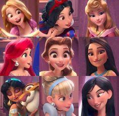 Princesas ❤