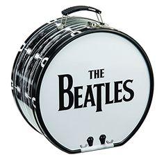 "Vandor 72170 The Beatles Drum Shaped Tin Tote, 8 x 7.75 x 4.25"", Black/White Vandor http://www.amazon.com/dp/B010J97VPI/ref=cm_sw_r_pi_dp_.yHcxb0KWV2NC"