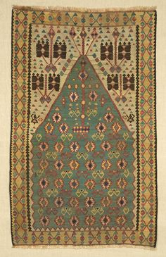 Asian Rugs, Cheap Rugs, Textiles, Prayer Rug, Fabric Rug, Old Clothes, Cool Rugs, Tribal Rug, Rug Making