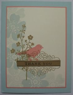 Morning meadow hostess stamp set