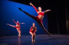 Tiffany's Dance Academy Performing Company Showcase 2013 at Chabot Theater in #Hayward, CA on February 23, 2013.