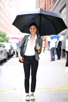 The Rain Room: Street Style Resort 2014 Fashion Models, Fashion Outfits, Womens Fashion, Street Style 2014, Rolled Up Jeans, Fashion Articles, Passion For Fashion, Style Me, Autumn Fashion