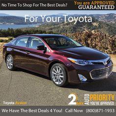 Guaranteed Credit Autos Toyota Avalon, Bmw, Cars, Best Deals, Autos, Car, Automobile, Trucks