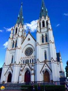 Cathedral of St. John the Baptist - Things to see in Savannah, Georgia, USA