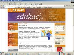 Strona Geografia.