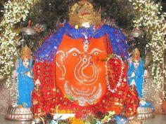 Khajrana Ganesha Temple Indore - TemplePurohit.com - http://ift.tt/1HQJd81