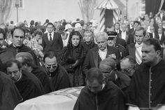Princess Grace's funeral September 14th, 1982