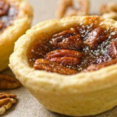 Granny's Mini Pecan Pie Tarts Recipe