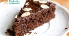 We promised you dessert recipes, and today we are delivering on that promise! Take a look these gluten-Free Almond Brownies by Tina Haupert of Carrots 'N' Cake! Gluten Free Brownies, Gluten Free Cakes, Gluten Free Baking, Gluten Free Desserts, Dairy Free Recipes, Dessert Recipes, Walnut Recipes, Almond Recipes, Healthy Treats