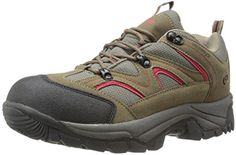 Northside Men's Snohomish Low Wide Hiking Shoe, Chili Pepper, 11.5 W US * Want to know more, click on the affiliate link Amazon.com.