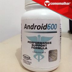 Android 600 Power Supplements comprar