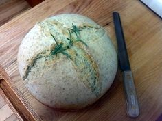 Cooking With My Food Storage: Rosemary Olive Oil Bread.  Food storage recipe.  Can be made in the sun oven.