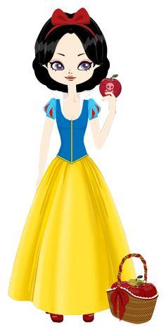 Classic Snow White by marasop.deviantart.com