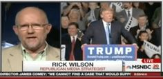 On Tuesday, Republican strategist Rick Wilson addressedthe latest controversy from the Trump campaign concerning an anti-Semitic symbol that was used in...