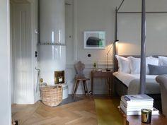 Ben trip to Stockholm - Ett Hem (hotel) means at home.
